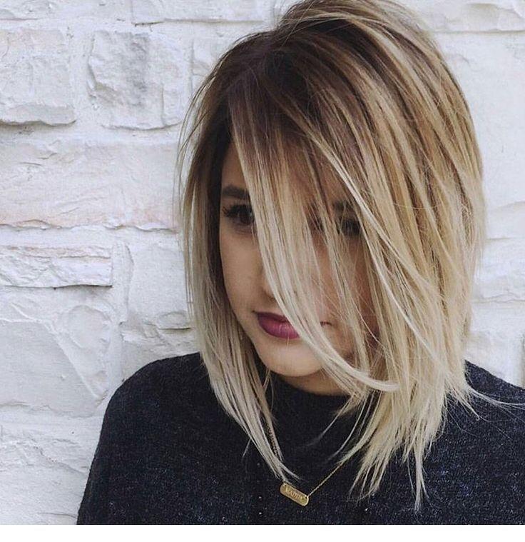 25+ Best Ideas About Low Maintenance Haircut On Pinterest
