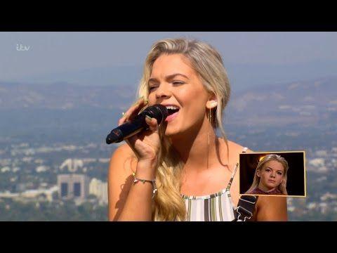 The X Factor UK 2015 S12E14 Judges' Houses Louisa Johnson - YouTube