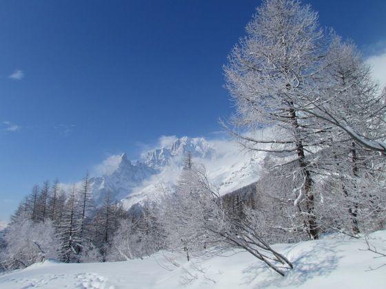 ...50 sfumature di bianco! #twitpic dal Monte Bianco (e dove sennò) di Elir in Val d'Aosta