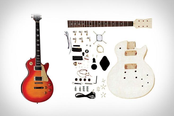 Cheap Electric Guitar Building Kits