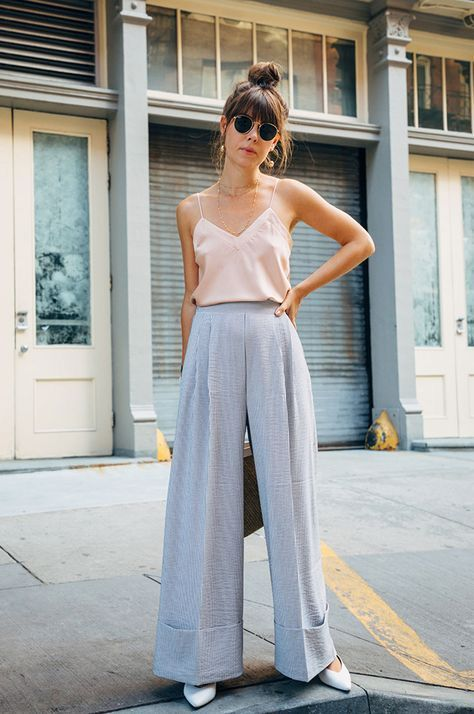 56 Wide Leg Pants To Inspire Every Woman