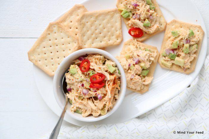 7 x salades voor op brood of toastjes - Mind Your Feed