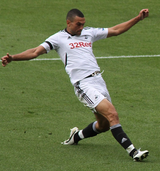 Tottenham Acquire Gylfi Sigurdsson, Sign Steven Caulker to New Deal (photo credit: Ronnie Macdonald from Chelmsford, United Kingdom)