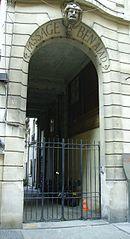 Photo de Passage Ben-Aïad, Paris 02, PA75020007
