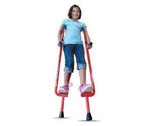 Ergonomically Designed Steel Stilts for Easy Balance Walking