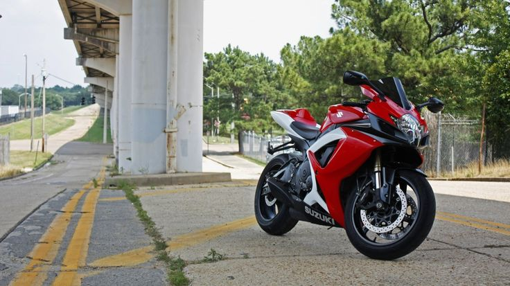 Suzuki Supersportler gsx-r600 Motorrad