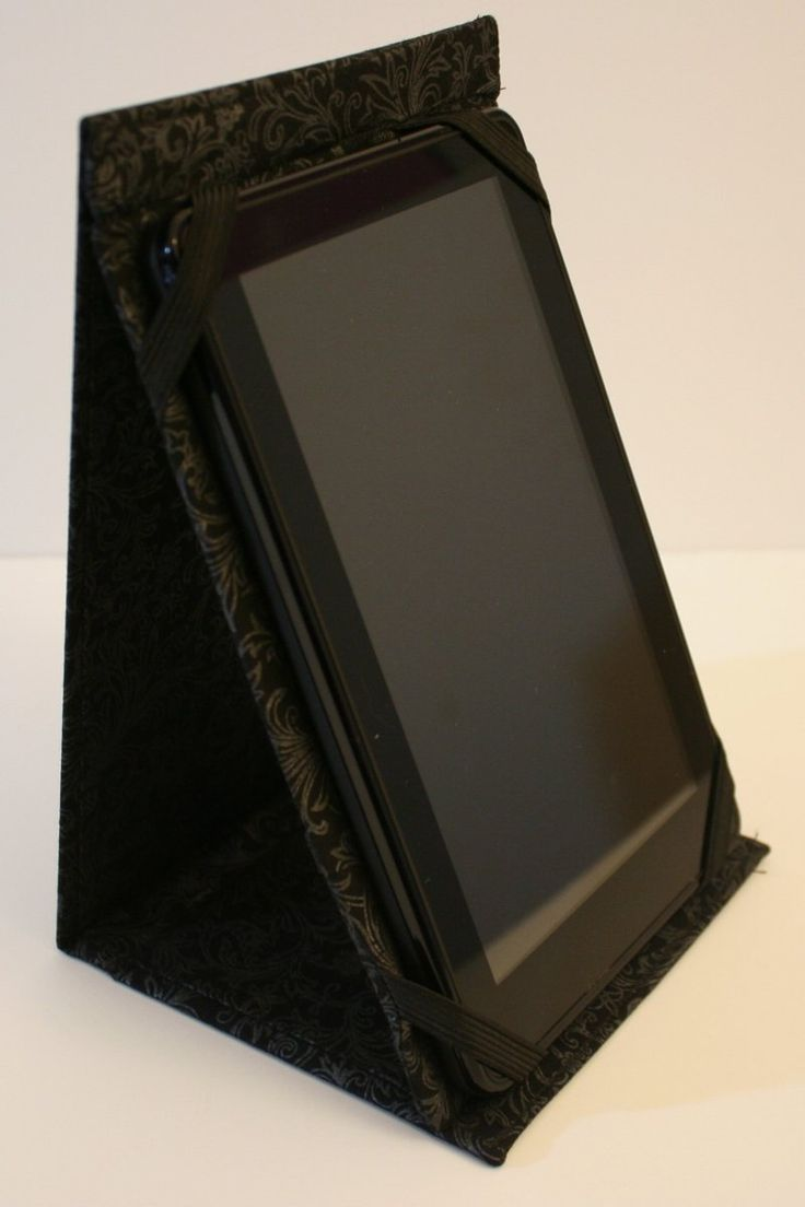 Kindle case with elastic
