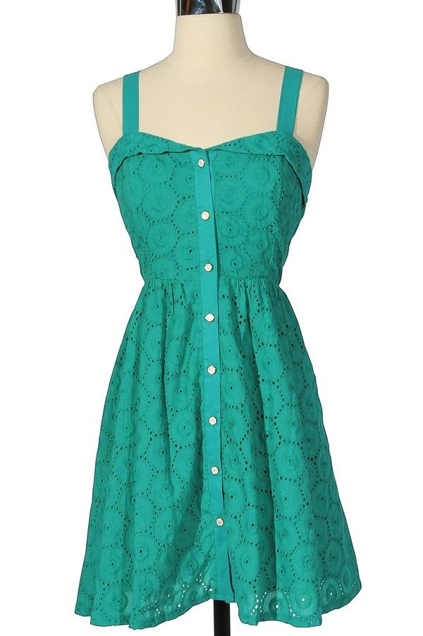 Lily Boutique: Eyelet Lace, Lace Summer Dresses, Lace Button, Adorable Dresses, Cute Dresses, Flying Tomato, Emerald City, Lily Boutique