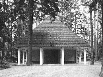 Chapel 1933 - 1940