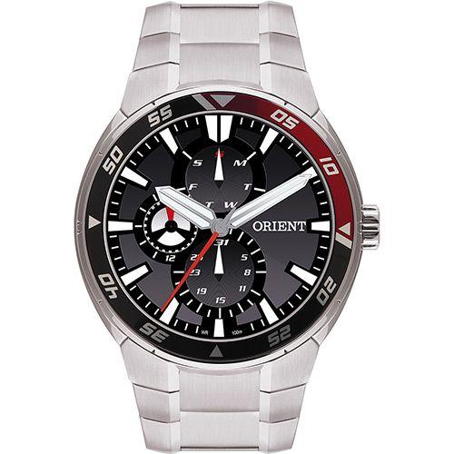 [Submarino] Relógio Masculino Orient Prata R$ 249,90