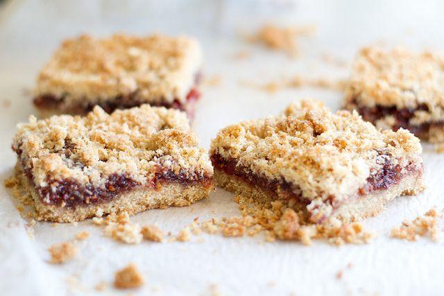 Estonian crumb cake or purukook (by Pille @ Nami-Nami)