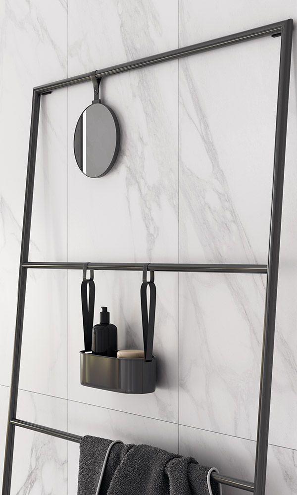 Pin Von Luisjuancarlos Auf Wohnung Badezimmer Dekoration In 2020 Wohnung Badezimmer Dekoration Runde Badezimmerspiegel Marmorbad