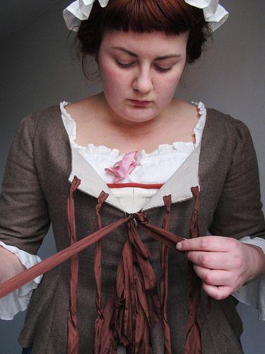 18th century common woman - 29