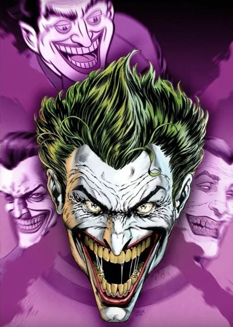 Joker (Character) - Comic Vine