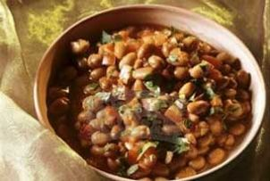 Oriental Broad Beans Recipe