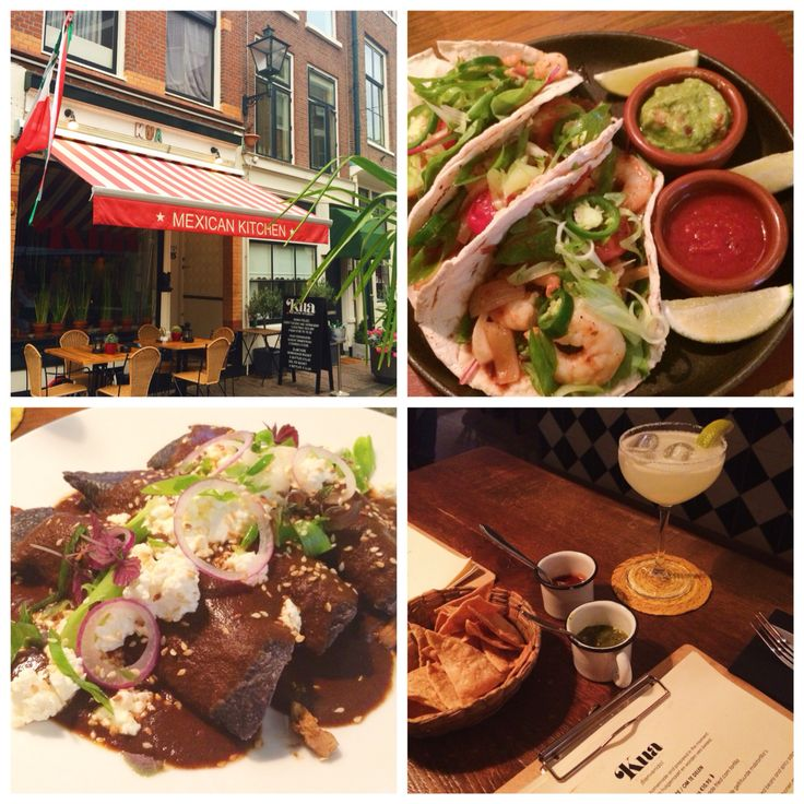 Kua Mexican Kitchen, Mexican restaurant, Torenstraat 77, DenHaag
