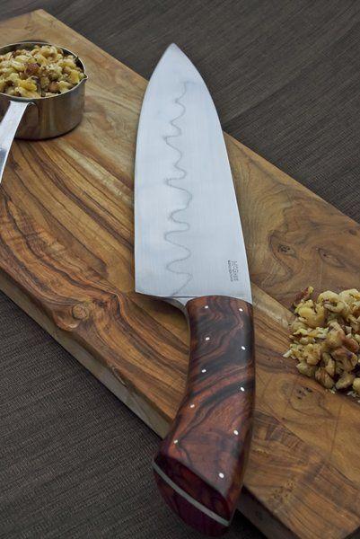 145 Best Knifes And Blades Images On Pinterest Custom Kitchen Knife Design 2018