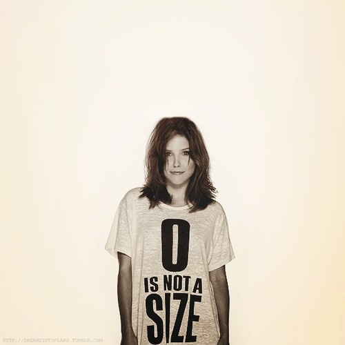 0 is not a size but size 16 isn't a good one to be either. Keep going.