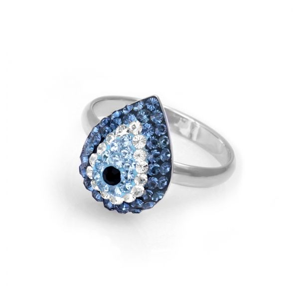 38 best Evil Eye Rings Earrings images on Pinterest Evil eye