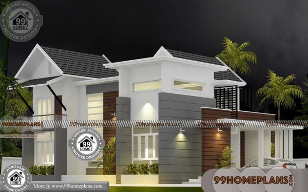 New Model House Kerala Style 65 Small Two Storey Homes
