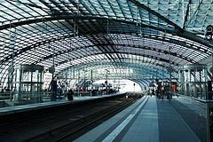 Berlin Hauptbahnhoff. My pic!