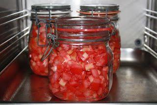 Dampfgarer Rezepte: Tomaten im Dampfgarer einkochen