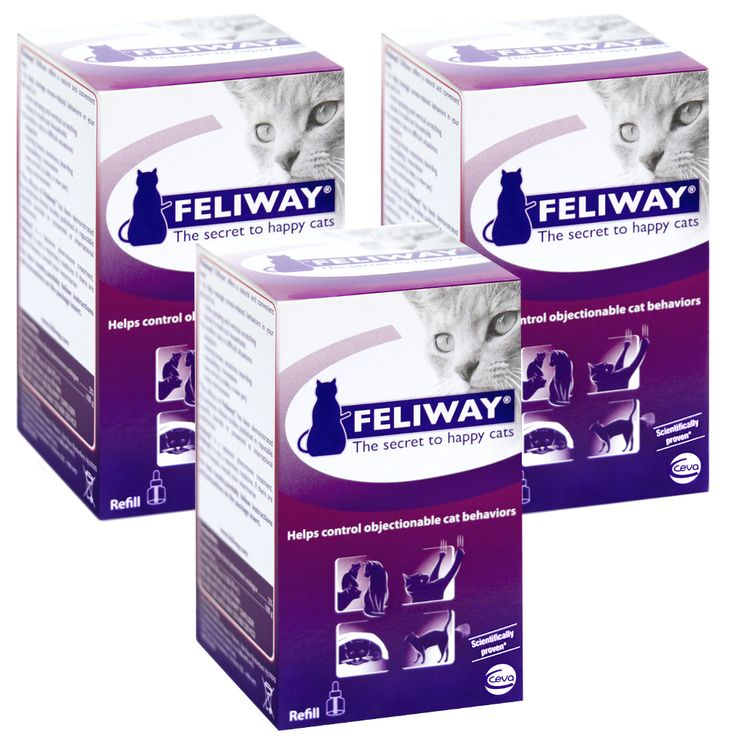 Feliway stops destructive behavior that can ruin your relationship with your cat. Feliway products help control destructive urine marking and scratching associated with fear or stressful situations an