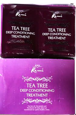 BoBos Remi Tea Tree Deep Conditioning Treatment Packette