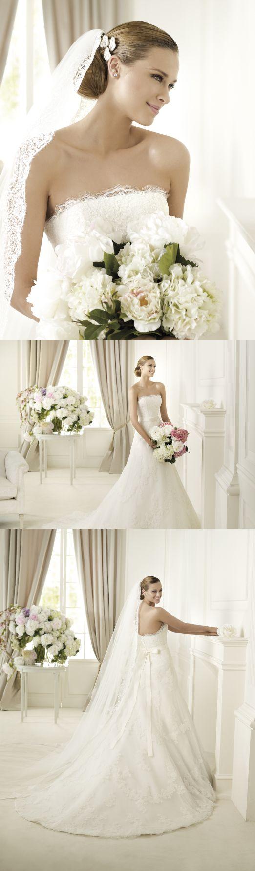 Elegant Bride. #Weddingdress #Wedding #Dress #Dublin #Ohio #Columbus