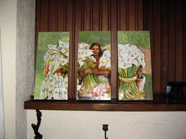 Pintura decorativa - Ingrid Santis - Picasa Web Albums