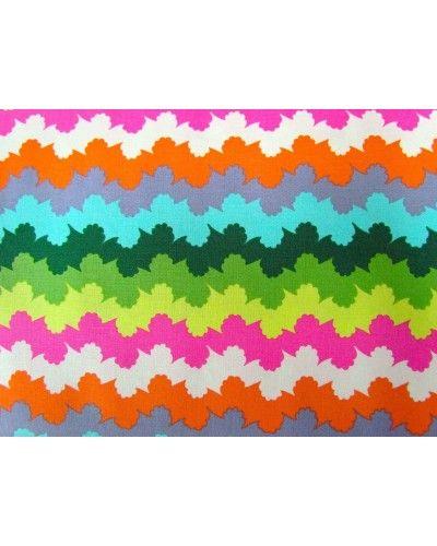 Violette- Organic Stripe- Pine - $25.95 #amybutler #violette #patchwork #quilting #fabric