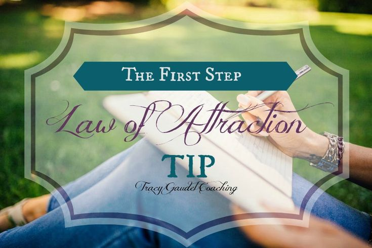 Law of Attraction Tip You know that the Universe and the law of attraction respond to your requests on a vibrational level right?  What you feel about something is your vibration on it. Did you know that visualizing and imagining the outcome you want or the situations that you desire is the very first step to put your order in with the Universe?...