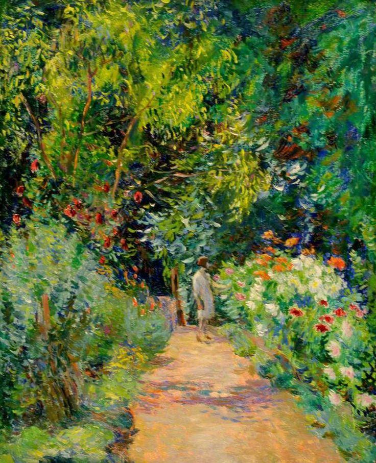 The Garden (James Bolivar Manson)