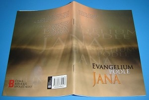 Czech Gospel of John / Evangelium Podle Jana