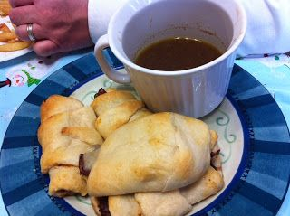 21st Century Keeper at Home: French Dip Crescents
