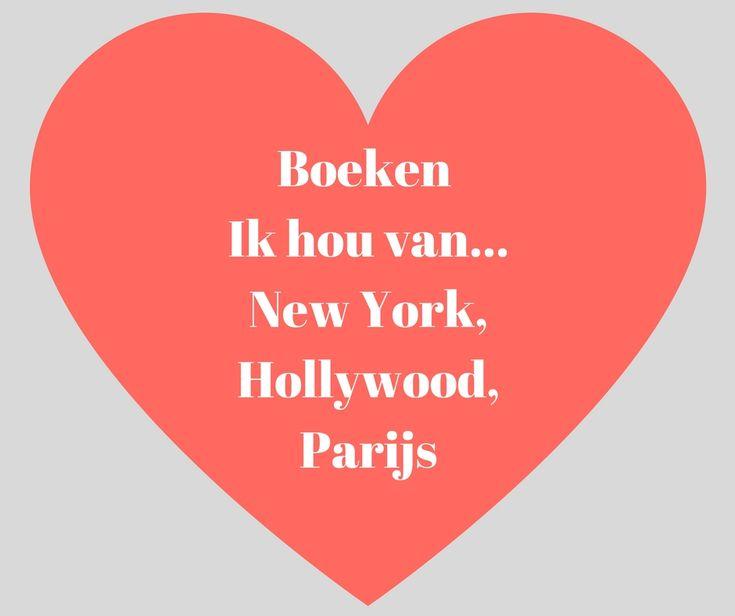 """Ook dit jaar staat boeken lezen weer op mijn lijst met voornemens, en ik kan wel zeggen het schiet al aardig op! Ik ben begonnen met een hele leuke serie geschreven door Lindsey Kelk, een leuke Engelse schrijfster (ik lees de boeken in het Nederlands). Ik hou van New York """"Als Angela Clark (de hoofdpersoon …"""