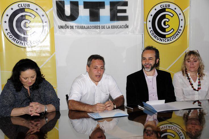 COMUNICACIONES-UTE: UN ACUERDO ESTRATÉGICO.