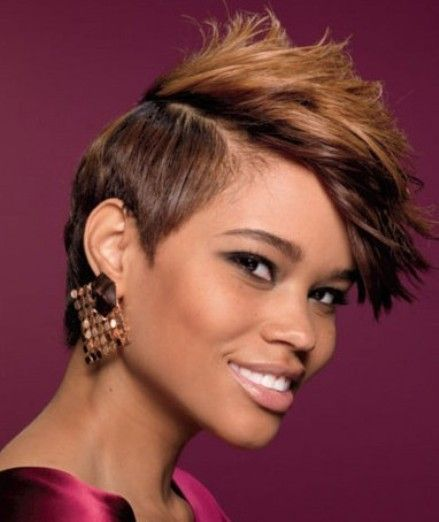 Best Short Natural Hairstyles Black Women