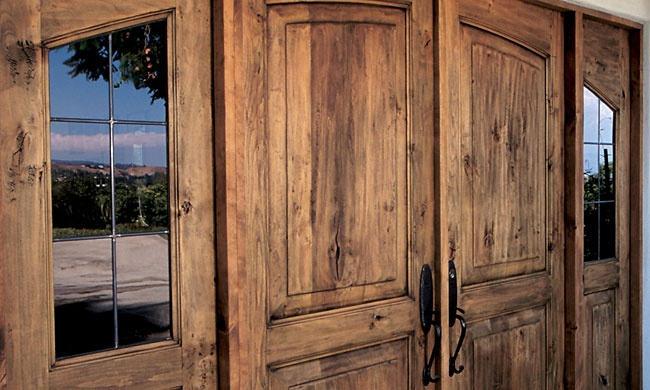 Photo Gallery: Southwestern Style | Architectural Traditions | Crafted Doors Windows and Hardware
