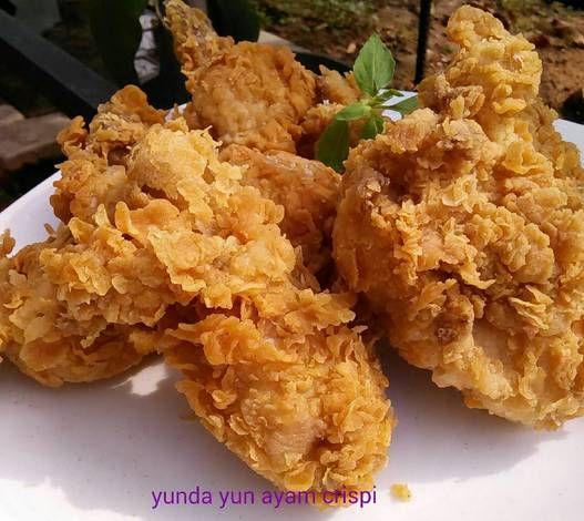 ayam goreng kfc by yunda yun