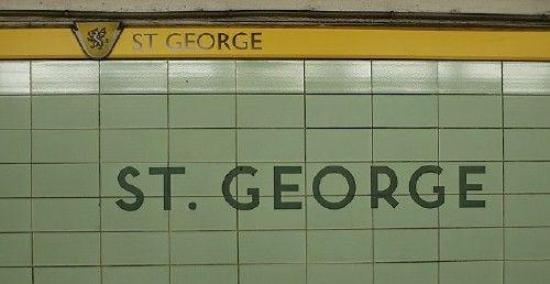 Toronto Subway. Brings back fond memories of my U of T days.