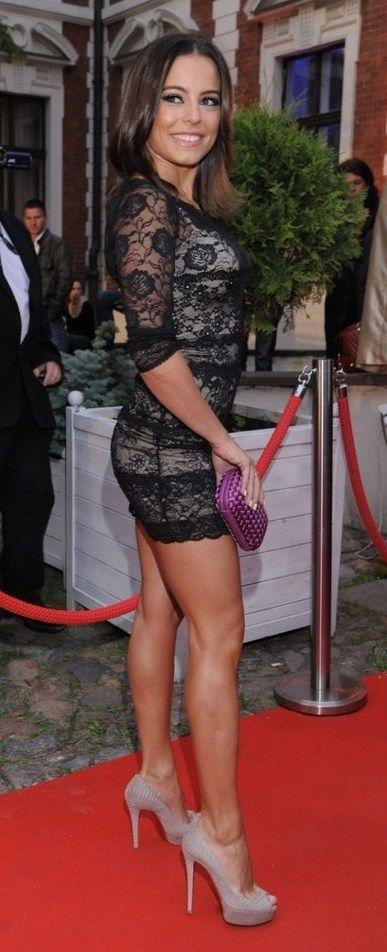 Anna Mucha sexy