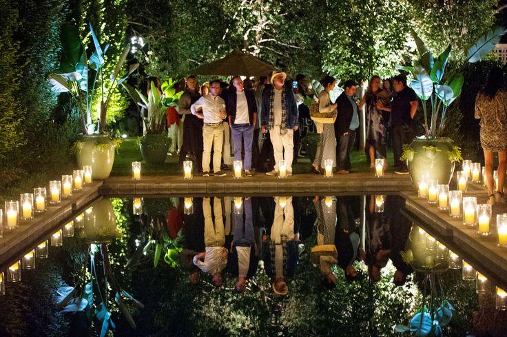 AIn't No Party like a Martha Stewart Hamptons Party