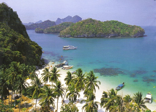 Ang Tong, Thailand