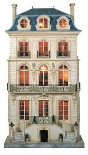 Parisian Dollhouse - this would have gotten me more into dolls if it was around when I was little.