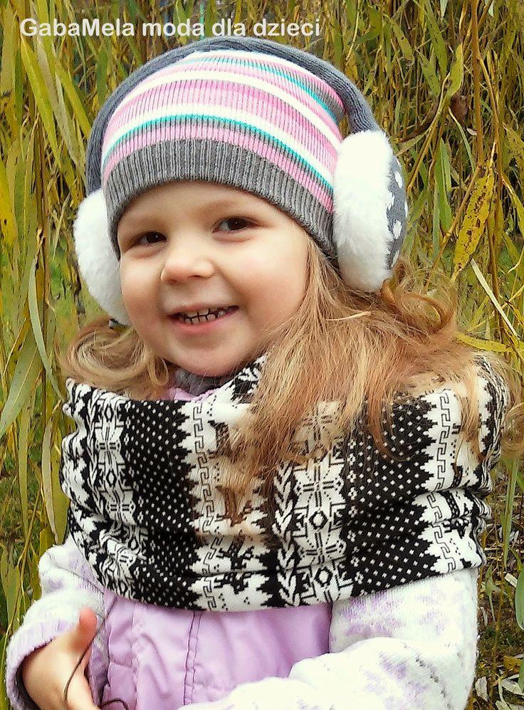 GabaMela-moda dla dzieci: Kurtka dla dziecka 3w1.