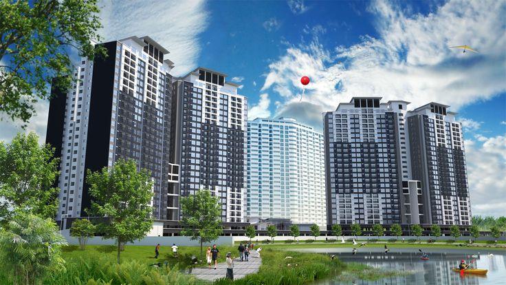 For Rent: Suasana Lumayan Location: Cheras, Kuala Lumpur Type: Condo/Serviced Residence Price: RM1400 Size: 1142 sqft  Shum  0102254405