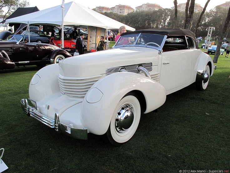Images About Cord Forever On Pinterest Cars Sedans And Coupe