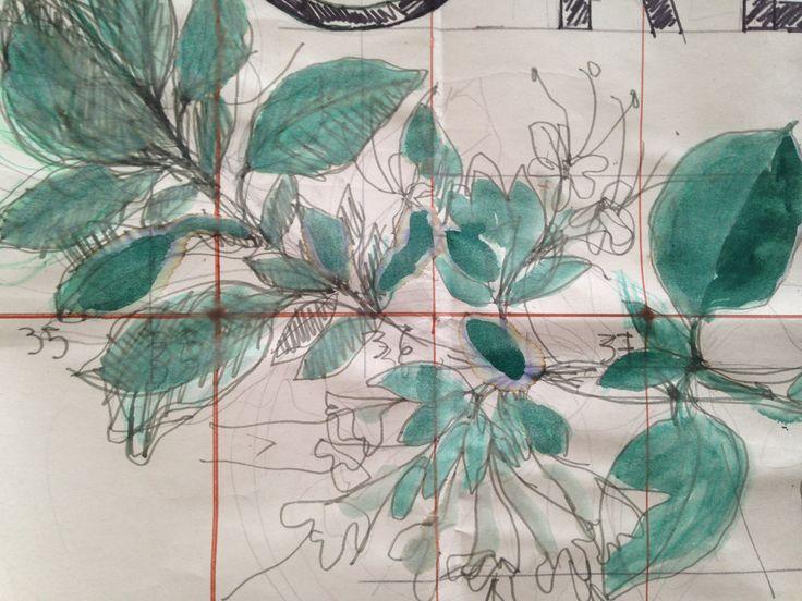 Proyecto para azulejo. Marta Day