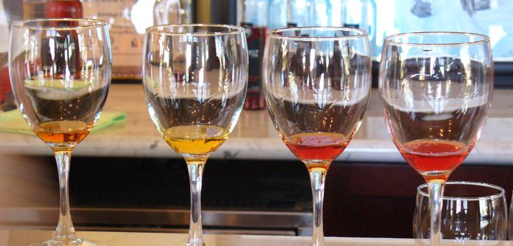 Did you know that Richmond has several wineries?
